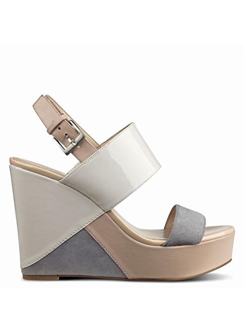 Nine West Ayakkabı Krem